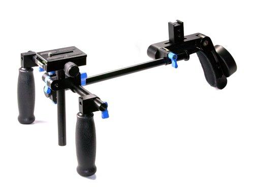 fancier ftv50 shoulder support with bag dslr rig
