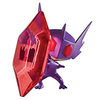Pokemon Actionfiguren / Sammelfiguren Set Mega Zobiris Battle Pack / Mega Sableye / Méga-Ténéfix