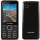 Thomson Link 28 Téléphone libre MTK 16 Mo Noir