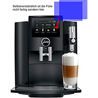 2X-Crystal-Clear-klar-Schutzfolie-fr-Jura-S80-15204-Kaffeevollautomat-Displayschutzfolie-Bildschirmschutzfolie-Schutzhlle-Displayschutz-Displayfolie-Folie