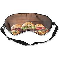 Hamburger 99% Eyeshade Blinders Sleeping Eye Patch Eye Mask Blindfold For Travel Insomnia Meditation preisvergleich bei billige-tabletten.eu