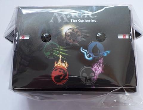 Ultra Pro Deck Box - Magic Mana 4 Symbols with Life Counters - Magic: The Gathering