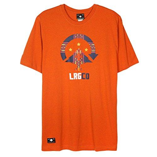 Belowty Herren T-Shirt Padre Orange Heather