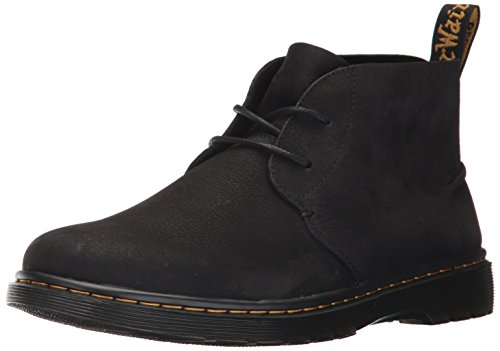 Dr. Martens Mens Ember Chelsea Boot, Black Slippery Wp, 8 Medium UK...
