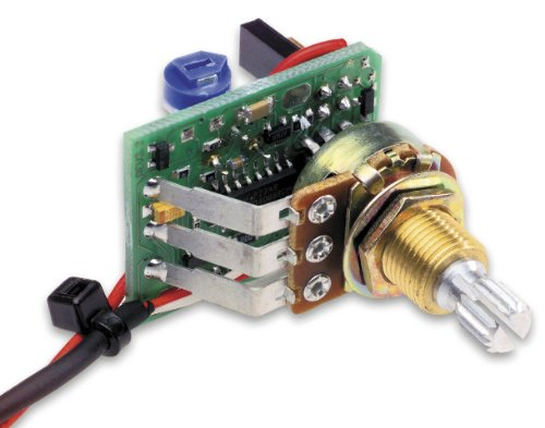 Fishman - Preamplificatore Powerchip Onboard Mixing per chitarra, a stelo lungo