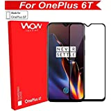 Original Premium OnePlus 6T Tempered Glass – WOW Imagine Premium Full Glue 5D Full Edge-to-Edge Screen Protection Tempered Glass For 1+6T One Plus OnePlus 6T [ SPECIAL LIMITED PERIOD INTRODUCTORY PRICE ]