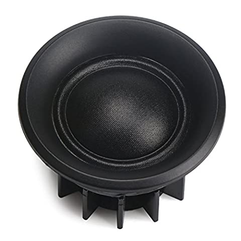 DROK® 10W HIFI Tweeter Speakers with 89db High Sensitivity, 4Ω 1.5-inch Home Stereo Woofer Speakers with Super High Pitch, Loudspeakers Suitable for Home Audio-visual Appliances/ DIY Speakers