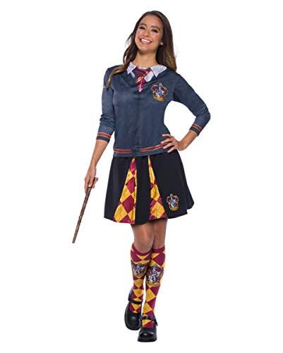 Harry Potter Gryffindor Langarm-Shirt für Damen - Harry Dunne Kostüm