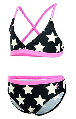 Color Kids.103268-96 Bikini Vicky, UPF 50, Schwarz, Gr.
