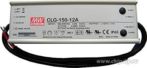 Preisvergleich Produktbild borui-uk@ LED-Schaltnetzteil MEANWELL CLG-150-12A, 12 V-/150 W