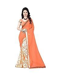 Airson Fab OrangeNew Designer Saree