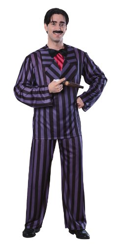 Ru15717xl Addams Family Gomez Jacket Adult Extra Large Fits Up To Size 46