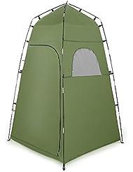 Carpa vestuario Terra Hiker, carpa baño portátil de playa para acampar, al aire libre impermeable con ventana carpa privada para ducha