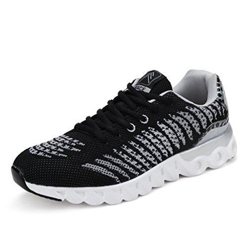 Men's Super Light Quality Training Shoes Black