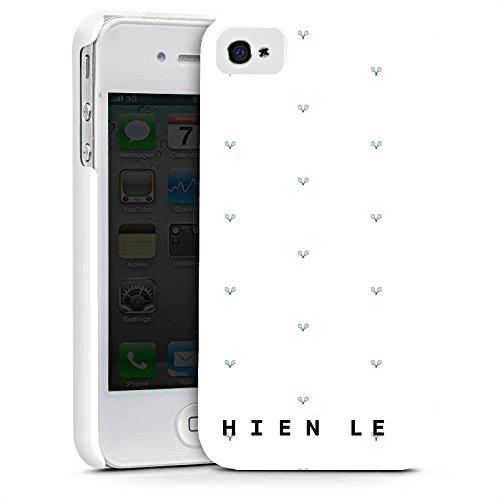 Apple iPhone X Silikon Hülle Case Schutzhülle HIEN LE Fashion Mode Premium Case glänzend