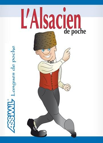 L'Alsacien de poche ; Guide de conversation