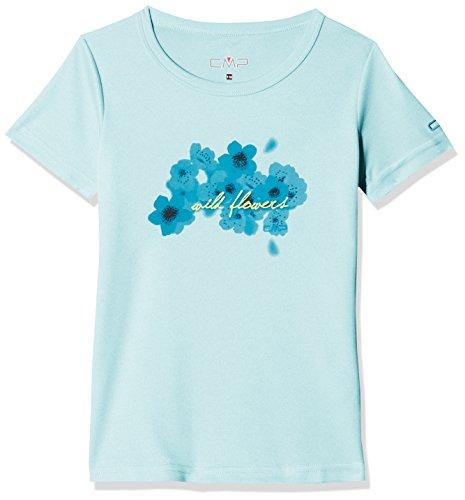 CMP Mädchen T-Shirt, Anice, 128.0
