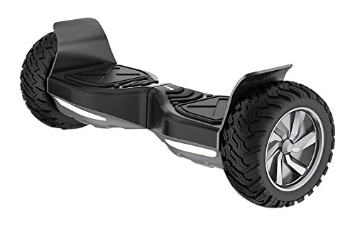 Bluefin All Terrain Swegway Hoverboard with Built-in Bluetooth Speakers and Carry Bag