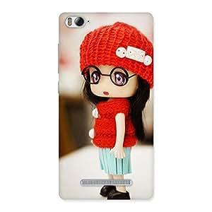 Impressive Cute Little Angel Multicolor Back Case Cover for Xiaomi Mi4i