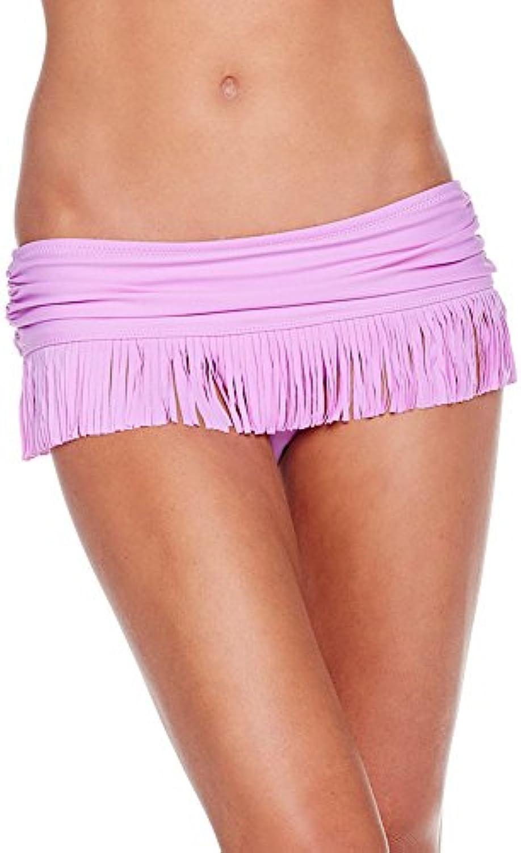 Fancy Jessica Simpson Jessica Simpsons Goa Fringe Hipster Swim Skirt