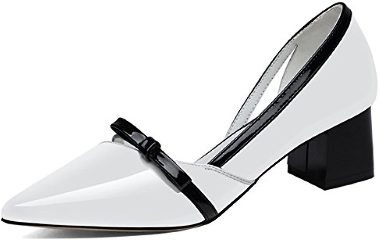 GTVERNH comfort scarpe da donna grezzi grezzi grezzi tacco 5 cm scarpe con tacco alto Roma sandali estate Joker studenti con...   Design ricco  4c8075