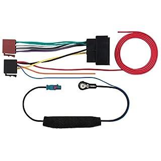 Autoradio Adapter Set - Seat Altea, VW - ISO