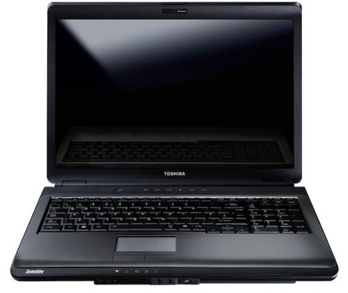Toshiba Satellite L350D-211 43,2 cm (17 Zoll) Laptop (AMD Athlon 64 X2 QL-64 2,1 GHz, 4GB RAM, 250GB HDD, ATI 3100 , DVD, Win 7 HP) X2 Amd Laptops
