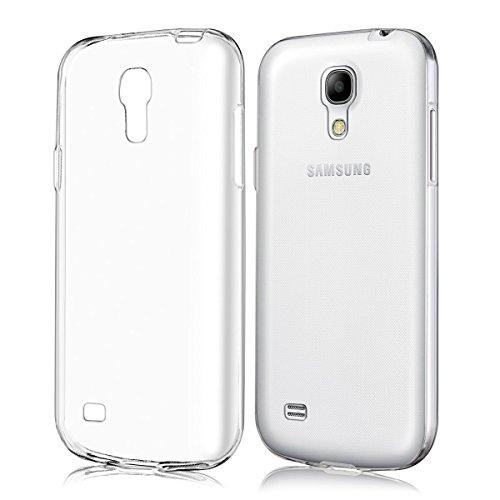Funda Carcasa Gel Transparente para SAMSUNG GALAXY S4, Ultra Fina 0,33mm, Silicona...