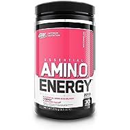 Optimum Nutrition Amino Energy Diet Supplement, 270 g, Watermelon