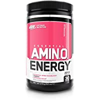 Optimum Nutrition Amino Energy Diet Supplement, 270 g, Watermelon
