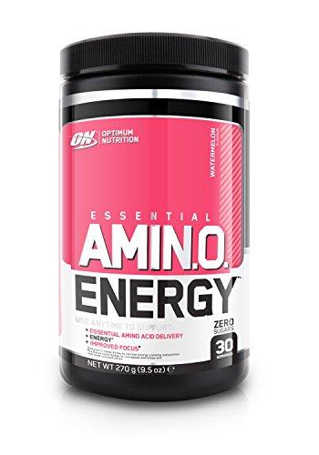 Optimum Nutrition Amino Energy, Sandia - 270 g