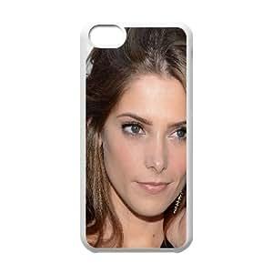 iPhone 5c Cell Phone Case White Ashley Greene Portrait ISU438435