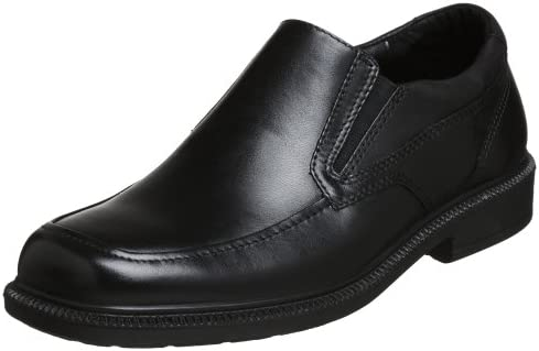 Hush Puppies hombres Leverage Slip-On Loafer, negro, 15 M US