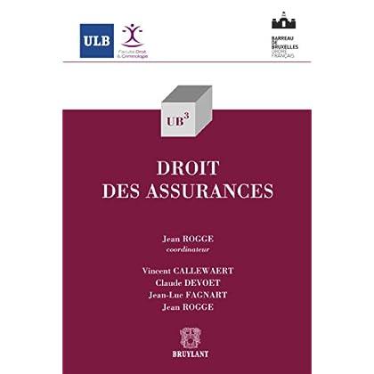 Droit des assurances (UB3 t. 42)
