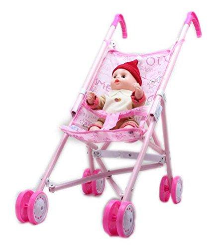 Schöne Exquisite Baby-Wagen-Modell-Spielzeug Spielhaus Spielzeug Babys Spielzeug