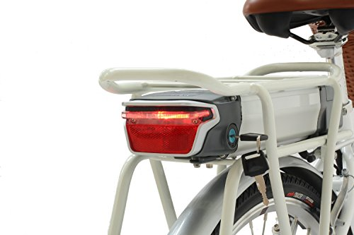 LLOBE E-Bike City Damen White Motion, 28 Zoll - 6