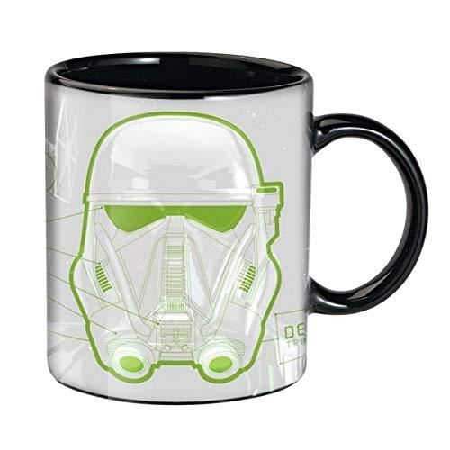 Eurowebb Tasse Thermo-réactive Dark Vador et Stormtrooper mug Star Wars