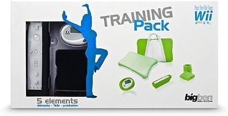 Wii Fit - Training Pack schwarz