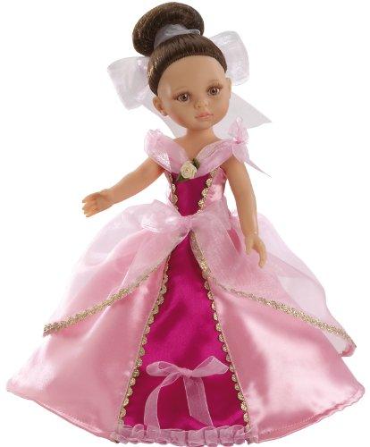 Paola Reina - Carol, muñeca en vestido fucsia, 32 cm (04573)