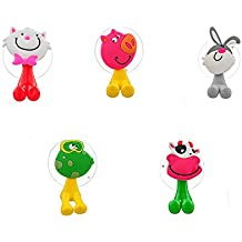 Ogquaton Animales Forma Cepillo de Dientes Titular de Almacenamiento de baño niño de Dibujos Animados Cepillo