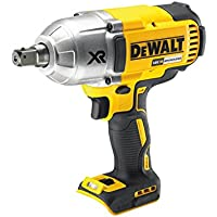 DEWALT 18 V XR Brushless 1/2 Inch High Torque Impact Wrench (950 Nm), Bare Unit