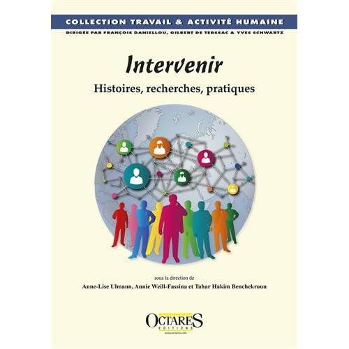 Intervenir - Histoires, recherches, partiques