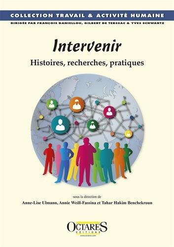 Intervenir - Histoires, recherches, partiques par Anne-Lise Ulmann
