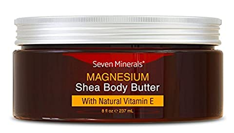 Nouveau beurre de karité organique pour le corps enrichi en