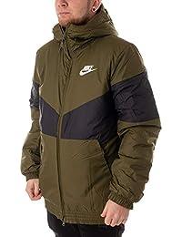 best sneakers 9eb20 258d3 Nike Jacke NSW Syn Fill Größe L Farbe 355olive