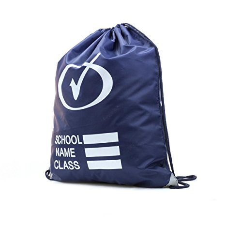 tick-navy-plimsoll-bag-with-reflective-panels-size-1-blue