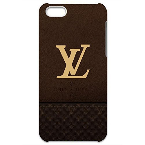 Special Dsign Louis with Vuitton Series 3D Hard Plastic Case Cover For Iphone 6/6S Louis with Vuitton Style (Gucci Vuitton Louis)