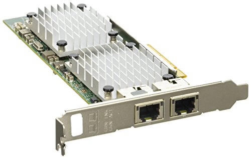 Qlogic QL41112HLRJ-CK Dual Port 10gbe Rj-45 Pcie Adapter Network Cards l2+roce+iwarp Computers & Accessories