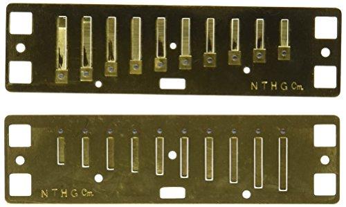 Lee Oskar Harmonic Minor C-Moll Ersatzstimmplatte Mundharmonika