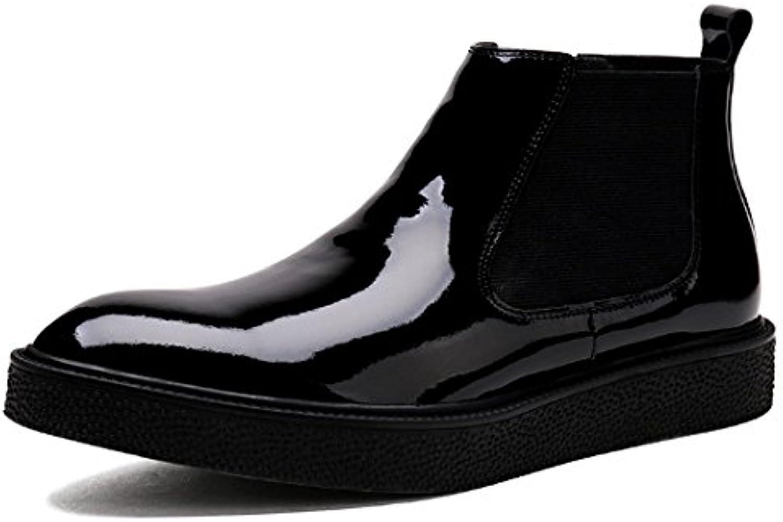 NTUMT European Version of Leather stivali Scarpe Alte Scarpe da Sposa All'aperto Fondo Morbido Resistente all'Usura... | benevento  | Uomo/Donne Scarpa